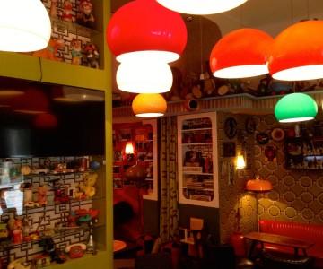 Café's en bars