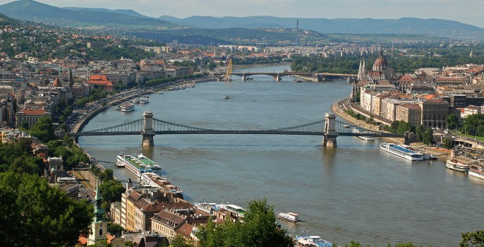 Budapest: een korte introductie